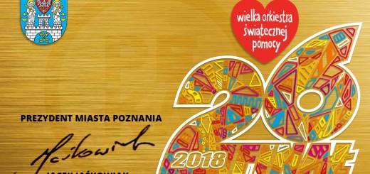 26. Finał WOŚP - złota karta PEKA