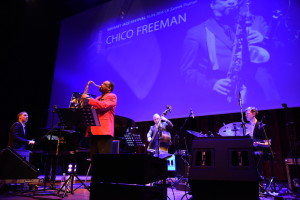 Poznań Jazz Project _ Chico Freeman Quartet